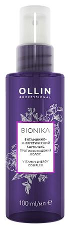OLLIN Professional Bionika Витаминно-энергетический комплекс против выпадения волос