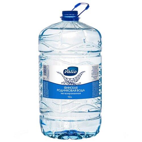 Вода питьевая родниковая Valio негазированная, ПЭТ, 10 лВода<br>