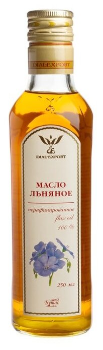 Dial-Export Масло льняное