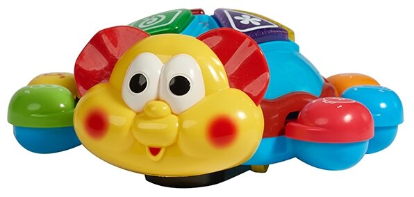 Интерактивная развивающая игрушка kari Черепашка