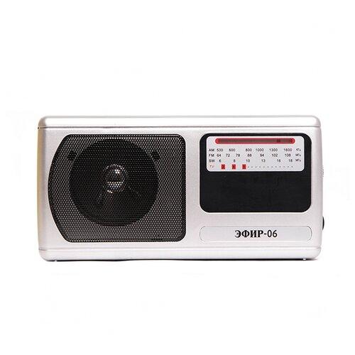 Радиоприемник ЭФИР 06 белый