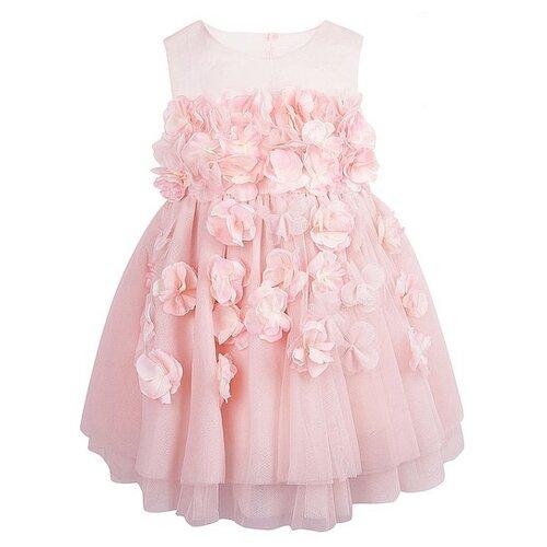 Платье Lapin House размер 104, розовый платье lapin house размер 104 разноцветный желтый