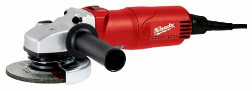 УШМ Milwaukee AG 9-125 QXC, 850 Вт, 125 мм