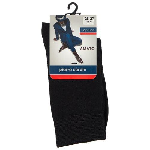 Носки Pierre Cardin Light line. Amato, размер 3, черный фото