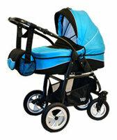Универсальная коляска Tutis Trio Premium (2 в 1)