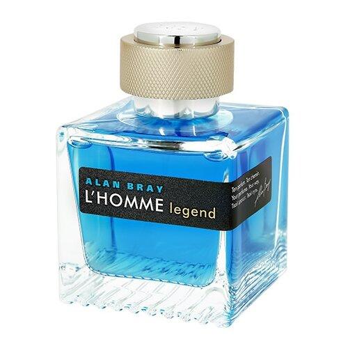 Туалетная вода Alan Bray LHomme Legend 100 млПарфюмерия<br>