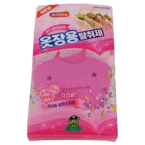 Контейнер Sandokkaebi против запаха и моли для шкафов 4 г розмаринСредства против насекомых<br>