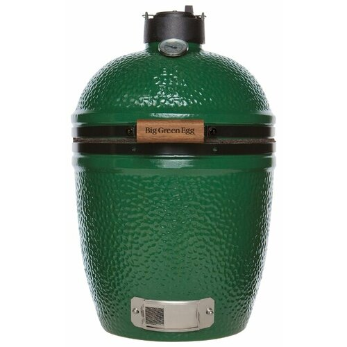 Угольный гриль Big Green Egg Small EGG, зеленый книга меню месяца часть i англ язык menu1en big green egg