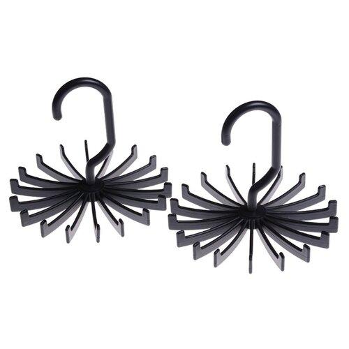 Вешалка Удачная покупка Набор LDJ-03 черный набор инструментов удачная покупка gjh01 серый