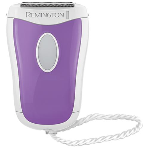 Электробритва для женщин Remington WSF4810 белый/фиолетовый