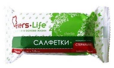 Evers-Life салфетки марлевые стерильные