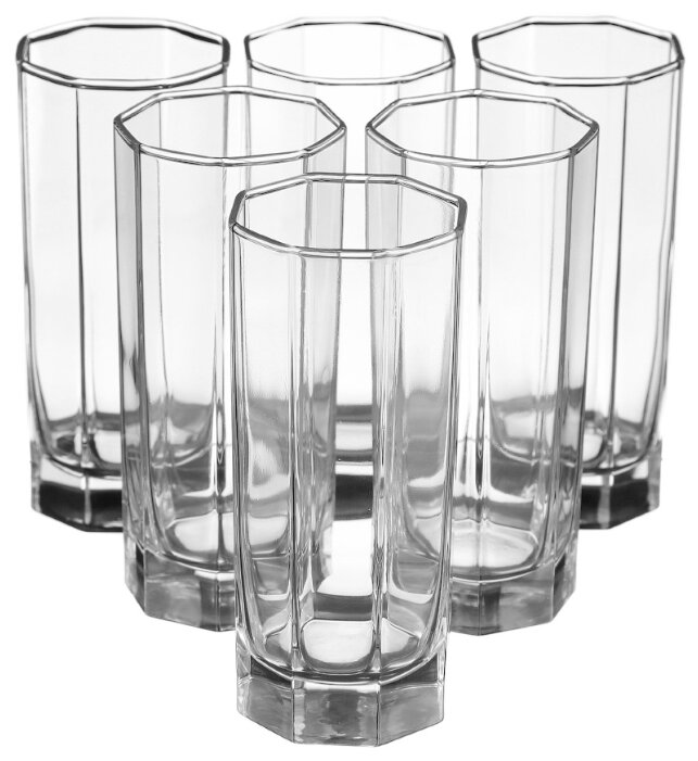 Luminarc Набор стаканов Octime 330 мл 6 шт H9811