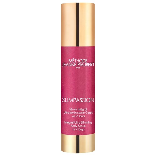 Methode Jeanne Piaubert сыворотка Slimpassion Integral Ultra-Slimming in 7 Days 100 мл méthode jeanne piaubert supermince gel ultra amincissant anti yoyo pour le corps
