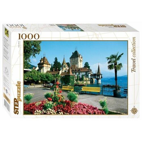 Купить Пазл Step puzzle Travel Collection Швейцария.Оберхофен (79080), 1000 дет., Пазлы