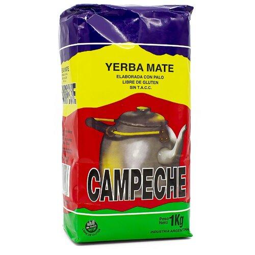 Чай травяной Campeche Yerba mate, 1 кг чай травяной la merced yerba mate campo