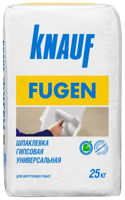 Шпатлевка KNAUF Фуген