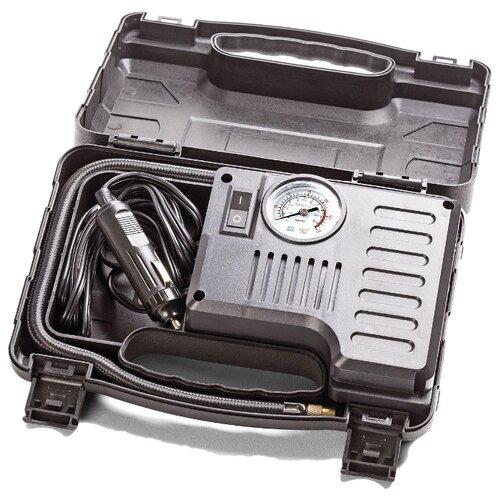 Автомобильный компрессор AUTOPROFI AP-040 черный