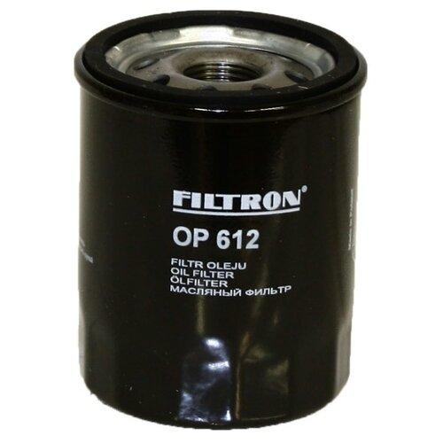 Масляный фильтр FILTRON OP 612 масляный фильтр filtron op 629