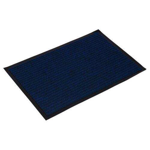Придверный коврик VORTEX 22080/22079/22078/22077/22076, размер: 0.6х0.4 м, синий цена 2017