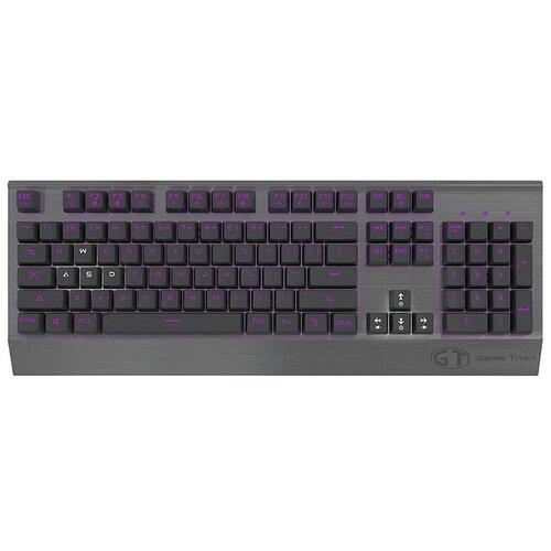Игровая клавиатура Delux KM-02 Game Titan USB