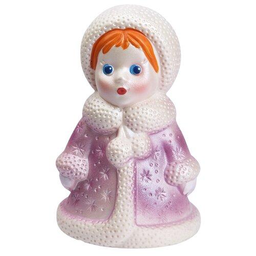 Фото - Игрушка для ванной ОГОНЁК Снегурочка малая (С-904) розовый игрушка для ванной огонёк лось