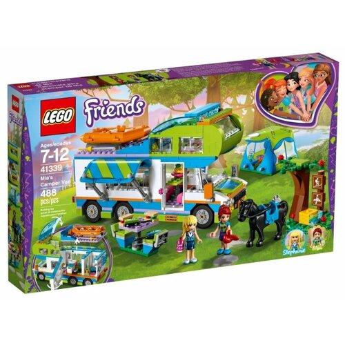 Конструктор LEGO Friends 41339 Фургон Мии конструктор friends lego lego mp002xg00jt9