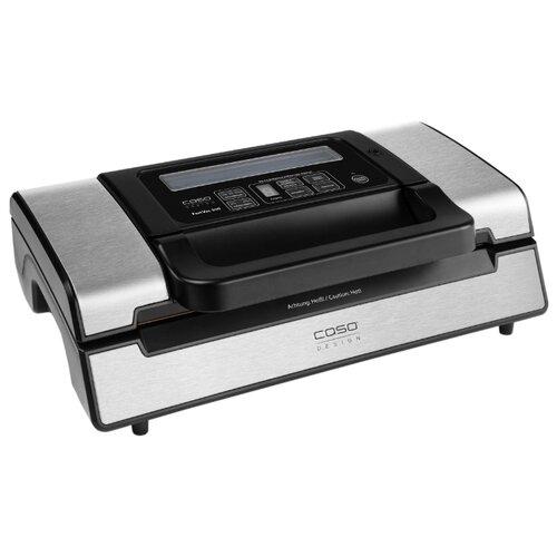 Вакуумный упаковщик Caso FastVAC 500 серебристый/черный