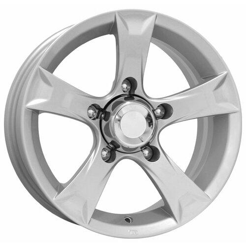 Колесный диск K&K Триал 6.5x15/5x139.7 D110.1 ET5 дарк платинум литой диск кик палладика 7x16 5x139 7 d98 et5 дарк платинум