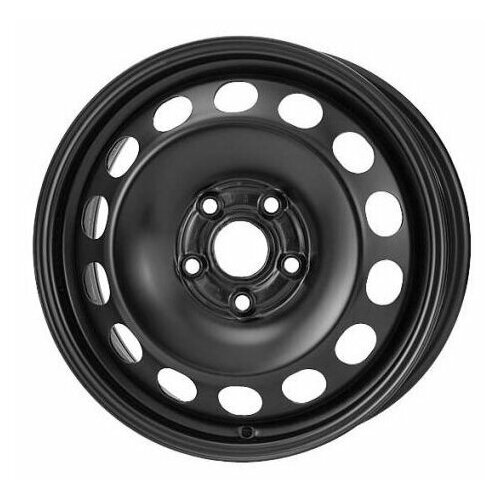 Колесный диск Magnetto Wheels 16010 6.5x16/5x114.3 D67.1 ET38 Black колесный диск magnetto wheels 16012 6 5x16 5x114 3 d60 1 et45 black
