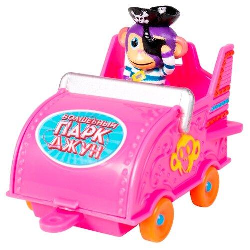 Купить Игровой набор Wonder Park Волшебный парк Джун - Обезьянка Пират 36254, Игровые наборы и фигурки