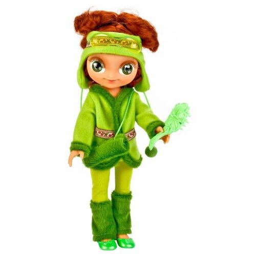 Купить Интерактивная кукла Карапуз Сказочный патруль Маша в зимней одежде, 33 см, SP0117-M-RU-W, Куклы и пупсы