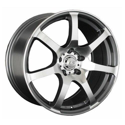 Фото - Колесный диск LS Wheels LS789 7.5х17/5х114.3 D73.1 ET40, GMF колесный диск ls wheels ls570 7x16 5x114 3 d73 1 et40 hp