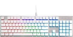 Игровая клавиатура Cooler Master SK650 Low Profile White USB