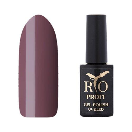 Купить Гель-лак для ногтей Rio Profi Классическая серия, 7 мл, 175 сиреневый латте