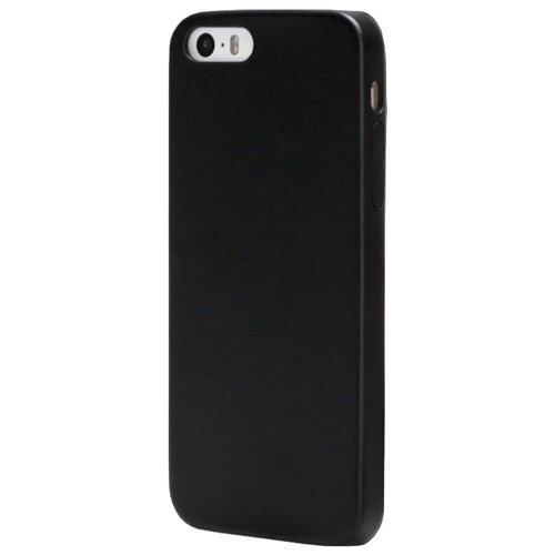 Чехол uBear Coast Case для Apple iPhone 5/iPhone 5S/iPhone SE black чехол impress protective case orange для iphone 5 5s оранжевый