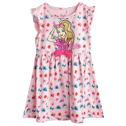 Платье kari Barbie размер 2-3, розовыйПлатья и сарафаны<br>