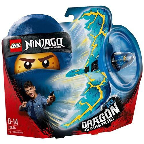Купить Конструктор LEGO Ninjago 70646 Джей - Мастер дракона, Конструкторы