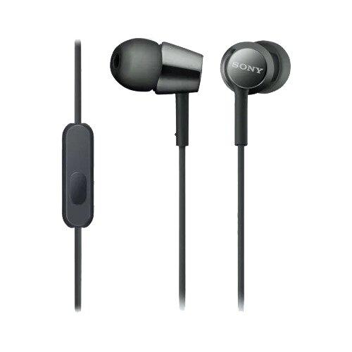 Купить Наушники Sony MDR-EX155AP black