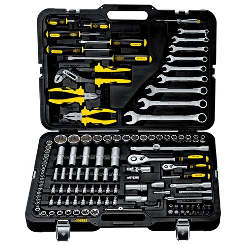 Набор инструментов BERGER (128 шт.) Дрезден BG128-1214Наборы инструментов и оснастки<br>