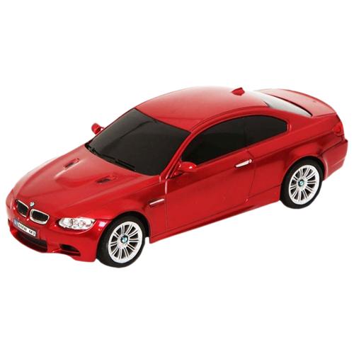 Легковой автомобиль GK Racer Series BMW M3 (866-2405) 1:24 красный автомобиль на радиоуправлении kidztech mini racer
