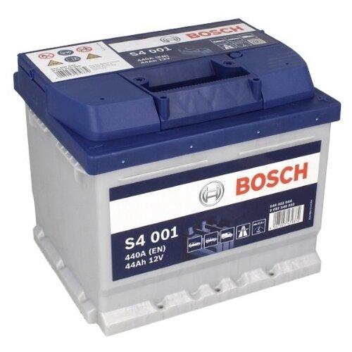 Фото - Автомобильный аккумулятор Bosch S4 001 (0 092 S40 010) автомобильный аккумулятор bosch s4 002 0 092 s40 020
