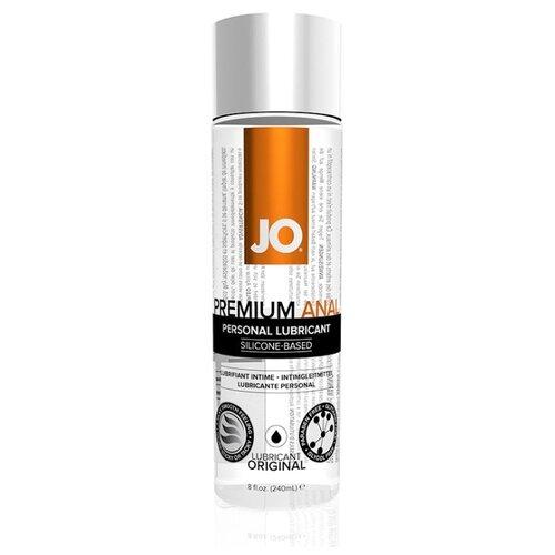 Гель-смазка JO Premium Anal Original 240 мл флакон
