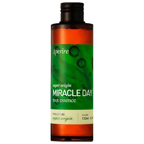 Купить Aperire Super Origin Miracle Day Root Essence Эссенция для лица с экстрактами корней растений, 130 мл