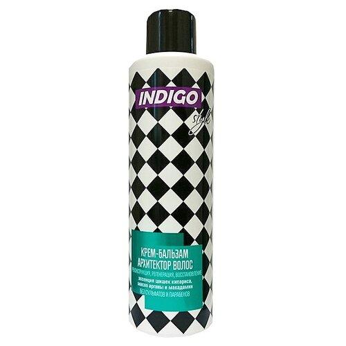 Купить Indigo Style крем-бальзам Архитектор волос реконструкция, регенерация, восстановление, 1000 мл