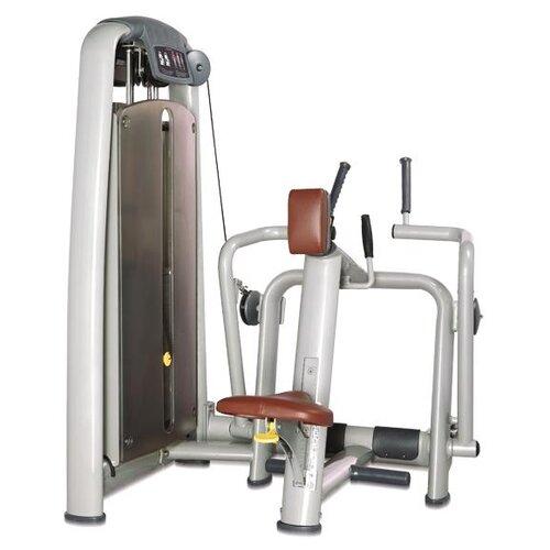 Тренажер со встроенными весами Bronze Gym A9-004 коричневый/серый