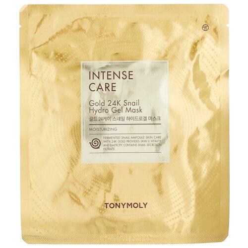 Фото - TONY MOLY гидрогелевая маска Intense Care Gold 24K Snail, 25 мл tony moly тканевая маска pureness 100 pearl 21 мл