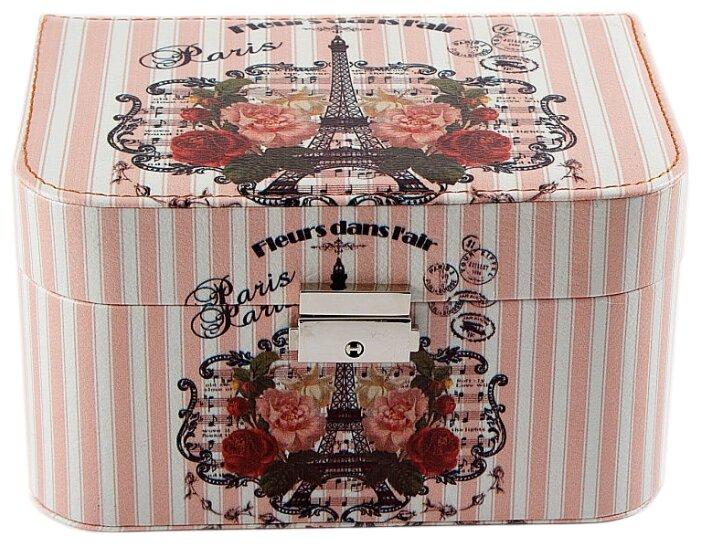 Шкатулка для ювелирных украшений Русские подарки 84317