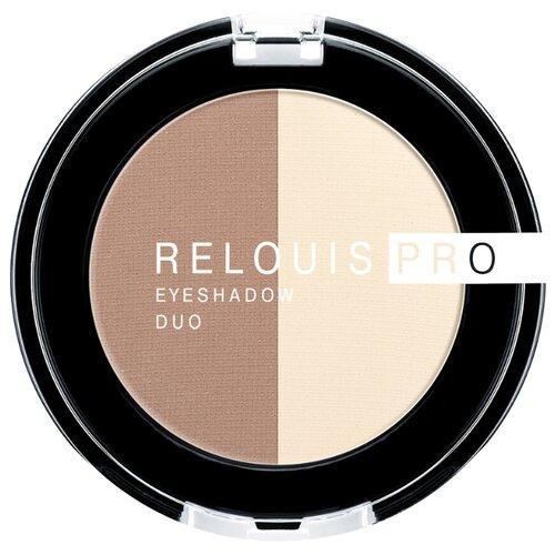 Relouis Pro Eyeshadow Duo 102