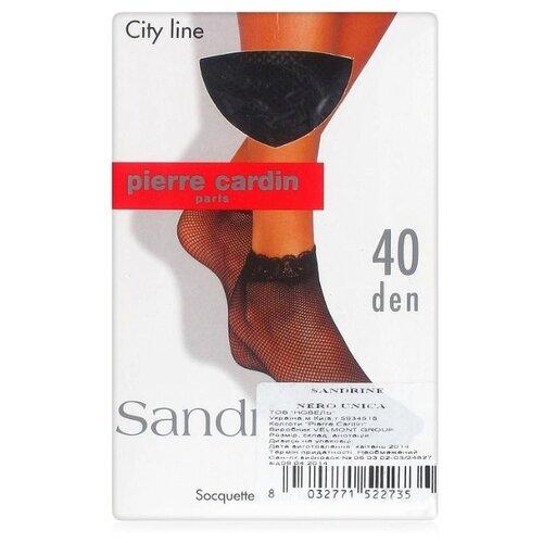 Капроновые носки Pierre Cardin City line. Sandrine, размер 3, nero сумка pierre cardin pea113041g page 3