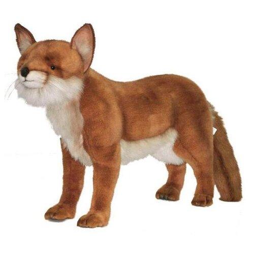 Купить 4253 Лисица рыжая, 62 см, Hansa, Мягкие игрушки